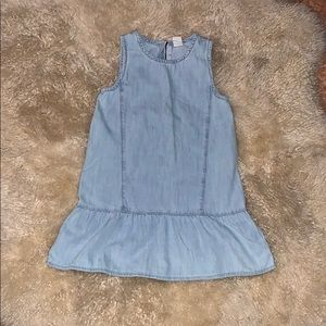 Gap drop waist dress size 4